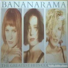 Discos de vinilo: BANANARAMA_–THE GREATEST HITS COLLECTION. Lote 191977252