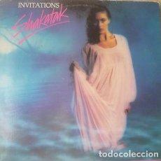 Discos de vinilo: SHAKATAK_–INVITATIONS. Lote 191977262