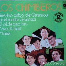 Discos de vinilo: LOS CHIMBEROS_–LOS CHIMBEROS. Lote 191977362