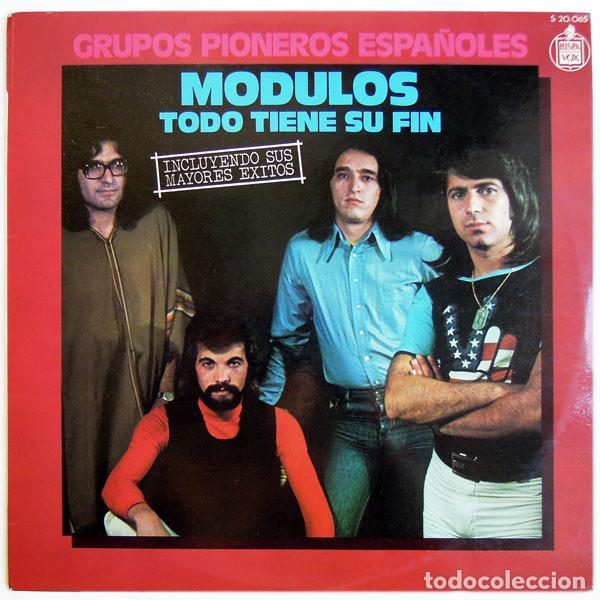 MODULOS_–TODO TIENE SU FIN (Música - Discos de Vinilo - Maxi Singles - Rock & Roll)