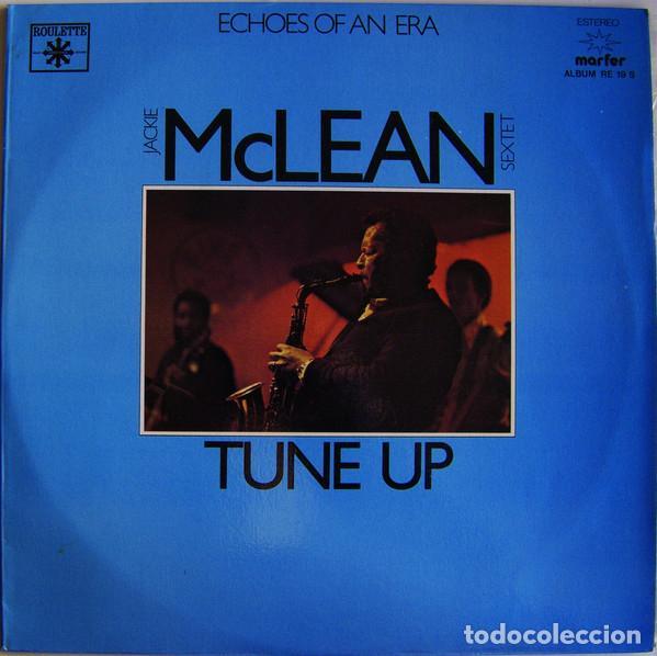 JACKIE MCLEAN SEXTET_–TUNE UP (Música - Discos de Vinilo - Maxi Singles - Jazz, Jazz-Rock, Blues y R&B)