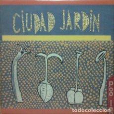 Discos de vinilo: CIUDAD JARDIN_–POO-LEN. Lote 191977487