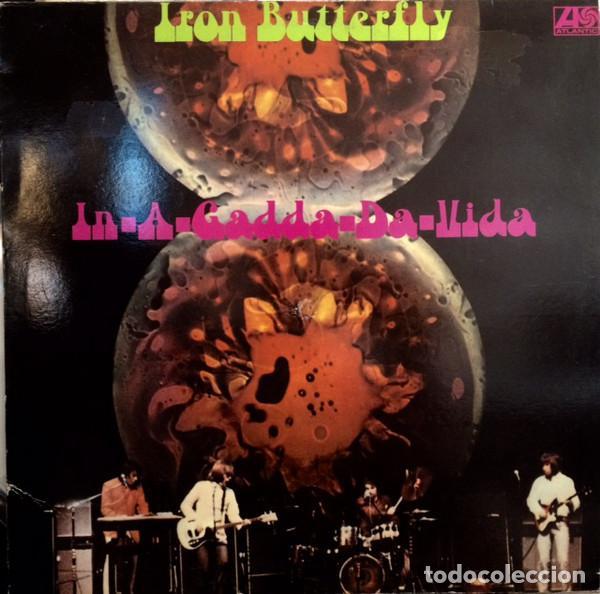 IRON BUTTERFLY_–IN-A-GADDA-DA-VIDA (Música - Discos de Vinilo - Maxi Singles - Rock & Roll)