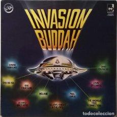 Discos de vinilo: INVASION BUDDAH. Lote 191977517