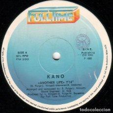 Discos de vinilo: KANO_?ANOTHER LIFE. Lote 191977527