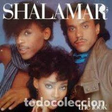 Discos de vinilo: SHALAMAR_–THE LOOK. Lote 191977550