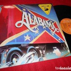 Discos de vinilo: ALABAMA_–ROLL ON. Lote 191977617