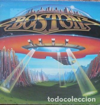 BOSTON_?NO MIRES ATRAS (Música - Discos de Vinilo - Maxi Singles - Rock & Roll)