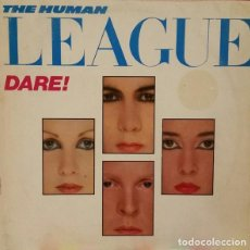 Discos de vinilo: THE HUMAN LEAGUE_–DARE!. Lote 191977652
