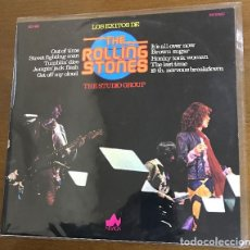 Discos de vinilo: THE STUDIO GROUP _– LOS EXITOS DE THE ROLLING STONES. Lote 191977677