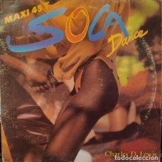 Discos de vinilo: CHARLES D. LEWIS_–SOCA DANCE. Lote 191977722