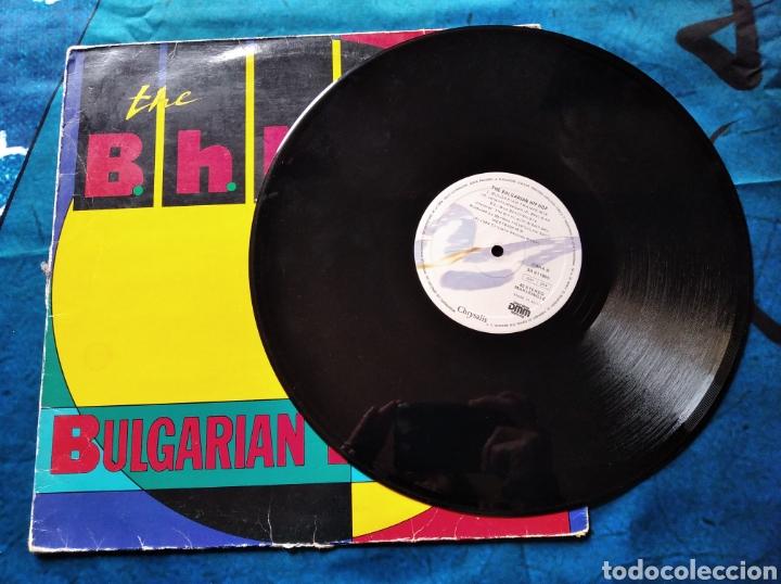 Discos de vinilo: Disco lp vinilo the Bulgarian hip hop AÑO 1989 chrysalis records - Foto 2 - 191981443