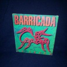 Discos de vinilo: BARRICADA - LP, LA ARAÑA - POLYGRAM IBERICA 1994. Lote 191990877