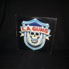 Discos de vinilo: L.A.GUNS - L.A.GUNS - LP ALBUM PROMO - VERTIGO 1988. Lote 191991880