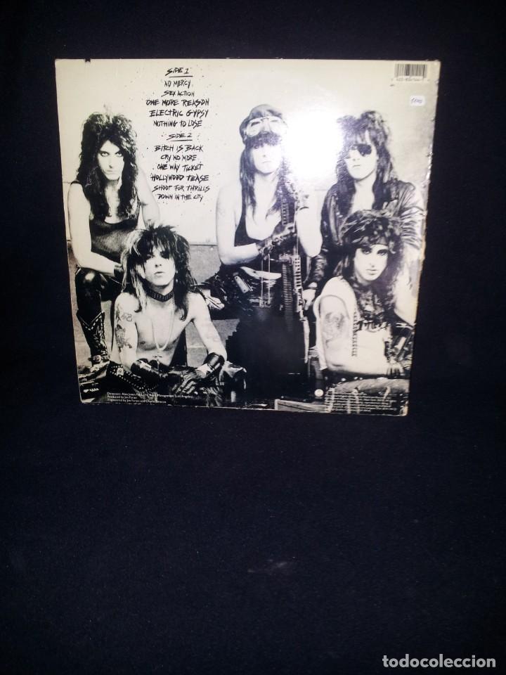 Discos de vinilo: L.A.GUNS - L.A.GUNS - LP ALBUM PROMO - VERTIGO 1988 - Foto 2 - 191991880