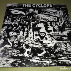 Discos de vinilo: THE CYCLOPS / VIOLENT HEADACHE SPLIT - 7 GRINDCORE. Lote 191992576