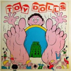 Discos de vinilo: TOY DOLLS – FAT BOB'S FEET - LP SPAIN 1991 - VEMSA VLP-479, PDI E-30.2437. Lote 191995175