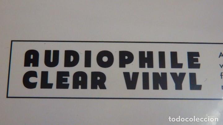 Discos de vinilo: Dionne Warwick LP AUDIOPHILE CLEAR VINYL * Dont Make Me Over * Precintado! * 500 copias numeradas - Foto 4 - 251923675