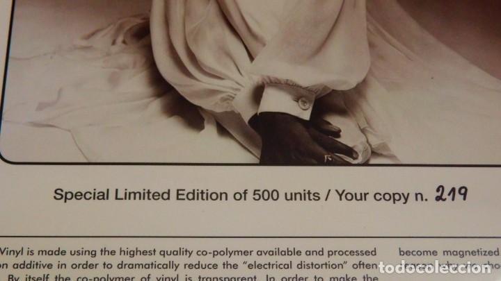Discos de vinilo: Dionne Warwick LP AUDIOPHILE CLEAR VINYL * Dont Make Me Over * Precintado! * 500 copias numeradas - Foto 5 - 251923675