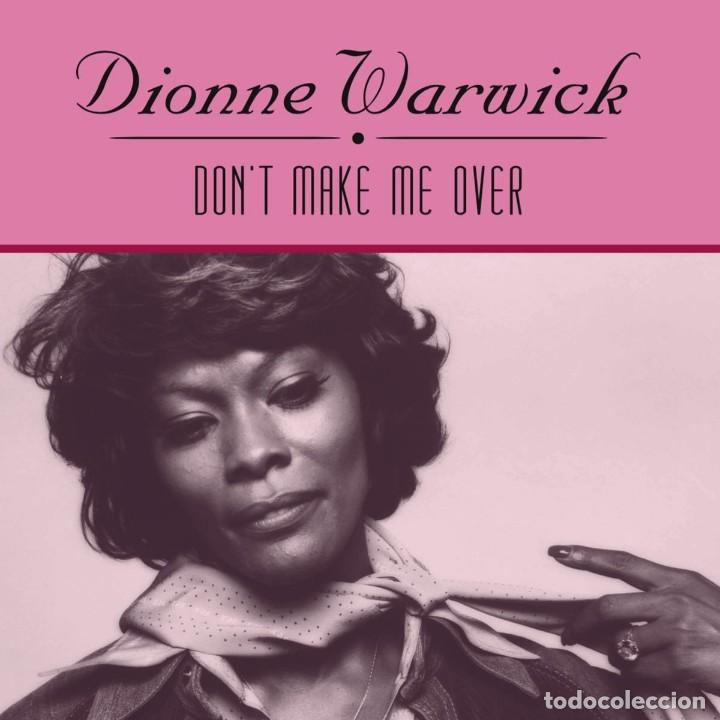 DIONNE WARWICK LP AUDIOPHILE CLEAR VINYL * DON'T MAKE ME OVER * PRECINTADO! * 500 COPIAS NUMERADAS (Música - Discos - LP Vinilo - Funk, Soul y Black Music)