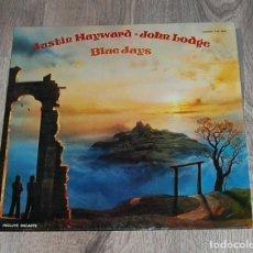 Discos de vinilo: LP JUSTIN HAYWARD & JOHN LODGE - AÑOS 70. Lote 192003045