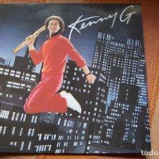 Discos de vinilo: LP KENNY G. KENNY G, 1982.. Lote 192004786