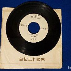 Discos de vinilo: JAIME MOREY - LA DAMADE LAS CAMELIAS PROMOCIONAL (ESTRENOS DE LA SER) AÑO 1.972 - BELTER. Lote 192011185
