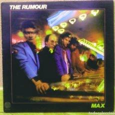 Discos de vinilo: THE RUMOUR - MAX LP VERTIGO 1977. Lote 192015555