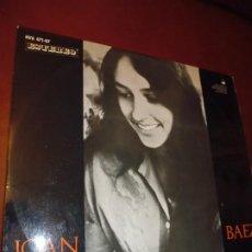 Discos de vinilo: JOAN BAEZ, LP 1967. Lote 192017718