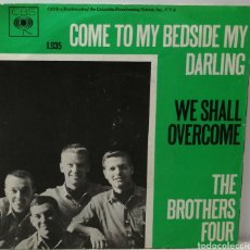 Discos de vinilo: THE BROTHERS FOUR, COME TO ME... (CBS 1965) - SG ORIG.USA-. Lote 192037211
