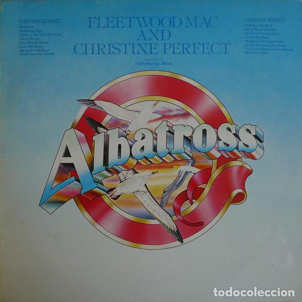 FLEETWOOD MACANDCHRISTINE PERFECT_–ALBATROSS (Música - Discos de Vinilo - Maxi Singles - Rock & Roll)