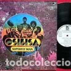 Discos de vinilo: OSIBISA_?SUPERFLY MAN. Lote 192041303