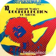Discos de vinilo: LAURENT VOULZY _– ROCKOLLECTION. Lote 192041305