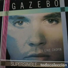 Discos de vinilo: GAZEBO_?I LIKE CHOPIN. Lote 192041307