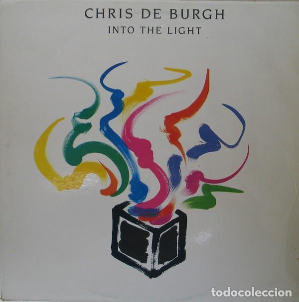 CHRIS DE BURGH_–INTO THE LIGHT (Música - Discos de Vinilo - Maxi Singles - Rock & Roll)