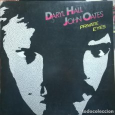 Discos de vinilo: DARYL HALL & JOHN OATES _– PRIVATE EYES. Lote 192041327