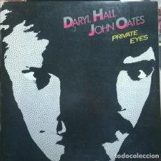 Discos de vinilo: DARYL HALL & JOHN OATES_–PRIVATE EYES. Lote 192041327