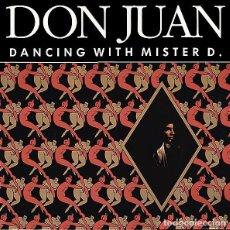 Discos de vinilo: DON JUAN_–DANCING WITH MISTER D.. Lote 192041330
