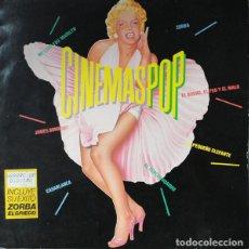 Discos de vinilo: CINEMASPOP_?CINEMASPOP. Lote 192041358