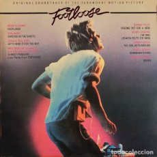 Discos de vinilo: FOOTLOOSE (ORIGINAL MOTION. Lote 192041377