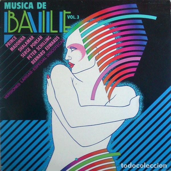 MUSICA DE BAILE VOL. 3 (Música - Discos de Vinilo - Maxi Singles - Rock & Roll)