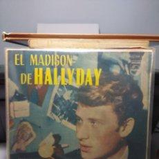 Discos de vinilo: EP JOHNNY HALLYDAY : MADISON TWIST + 3 ( EDICION ESPAÑA ). Lote 192054411