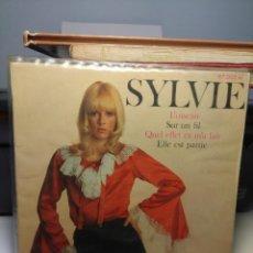 Discos de vinilo: EP SYLVIE VARTAN : L' OISEAU ( EDICION FRANCIA ). Lote 192054552