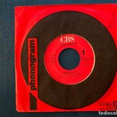 Discos de vinilo: CHAMFORT ?– TRACES DE TOI / LA FIÈVRE DANS LE SANG SELLO: CBS ?– CBS A7130, CBS ?– CBSA 7130 . Lote 192059800