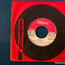 Discos de vinilo: SHEILA – JULIETTA SELLO: DISQUES CARRERE – 6061 125 FORMATO: VINYL, 7 , 45 RPM, SINGLE, PROMO, JUKE. Lote 192060126