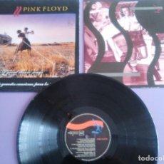 Discos de vinilo: LP ORIGINAL 1981.PINK FLOYD.A COLLECTION OF GREAT DANCE SONGS- SPAIN.HARVEST 10C 068 007575+ENCARTE. Lote 192080288
