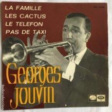 Discos de vinilo: GEORGES JOUVIN / LA FAMILLE 1967. Lote 192082491