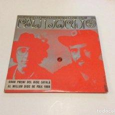Discos de vinilo: PAU I JORDI . Lote 192095968