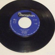 Discos de vinilo: LOS WATUSI . Lote 192096057