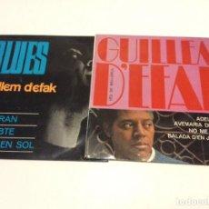 Discos de vinilo: GUILLEM D' EFAK . Lote 192096276